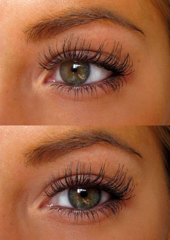 How To Get Long Eyelashes In Just 7 Days Check Out The Home Remedies