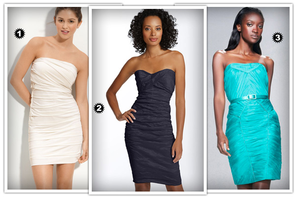 select the right dresses for hourglass body shape