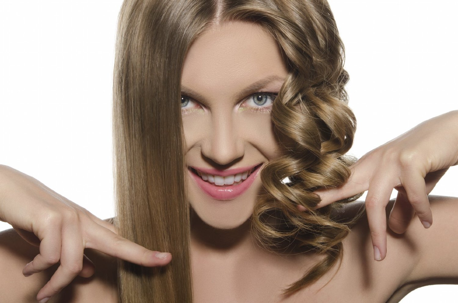The Best Solution For A How To On Curling Thick Long Hair