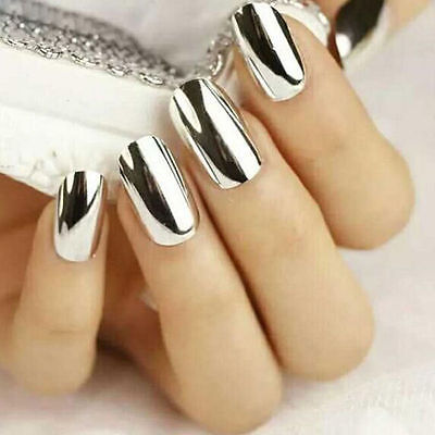 A Complete Guide Telling How to Get Chrome Nails