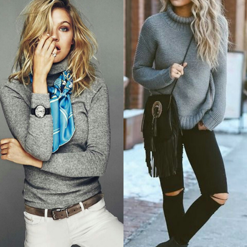 how to add gray outfits to your wardrobe