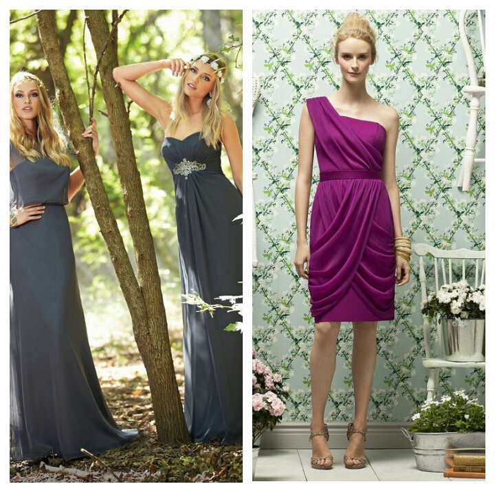 bridesmaid dress style for all body types