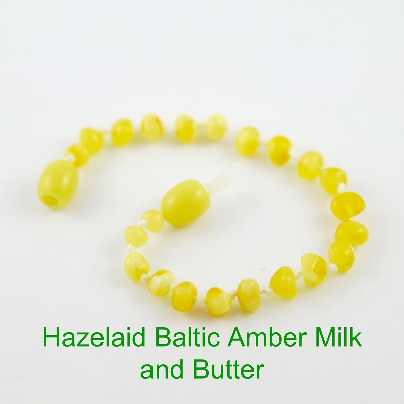 Hazelaid Amber Milk and Butter