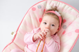 Best amber Teething Necklace Brand